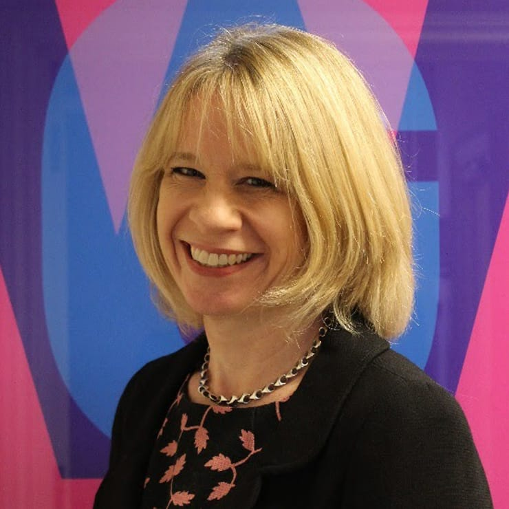 Head Sarah Evans
